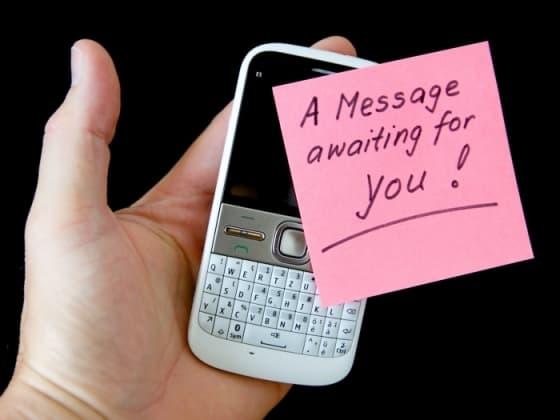 Koje mu poruke nikako ne smiješ poslati?
