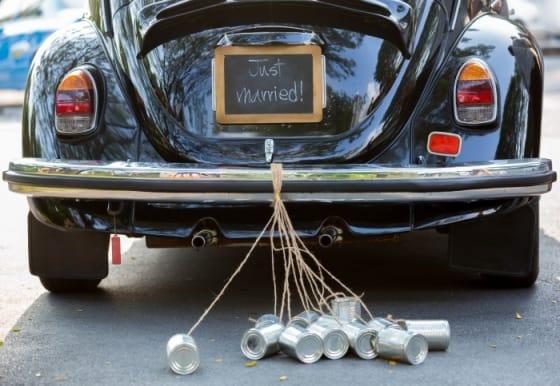 Što mladenka ne smije raditi na vjenčanju?