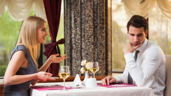 Kako se ponašati na dosadnom spoju?