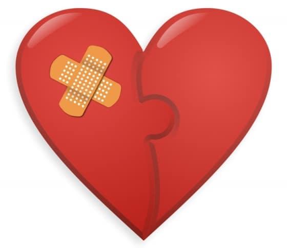 Može li se slomljeno srce izliječiti?
