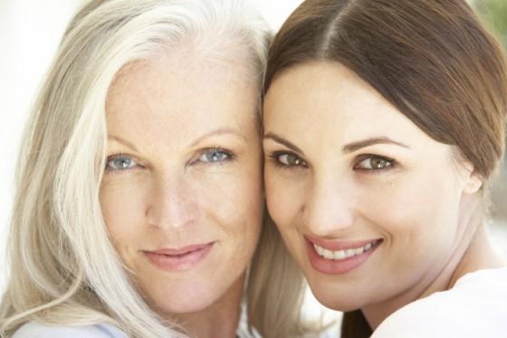 Razlika između starijih i mlađih žena
