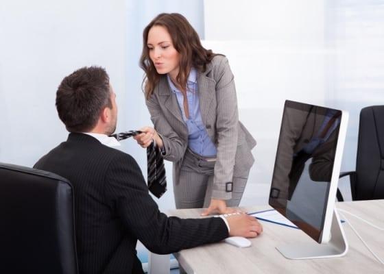 Ljubav na poslu - je li moguća?