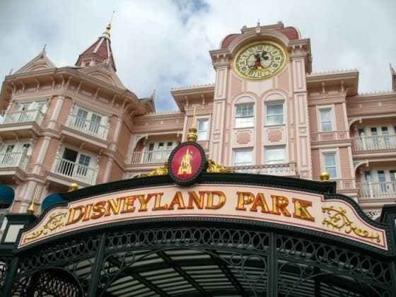 Disneyland - zabavni park
